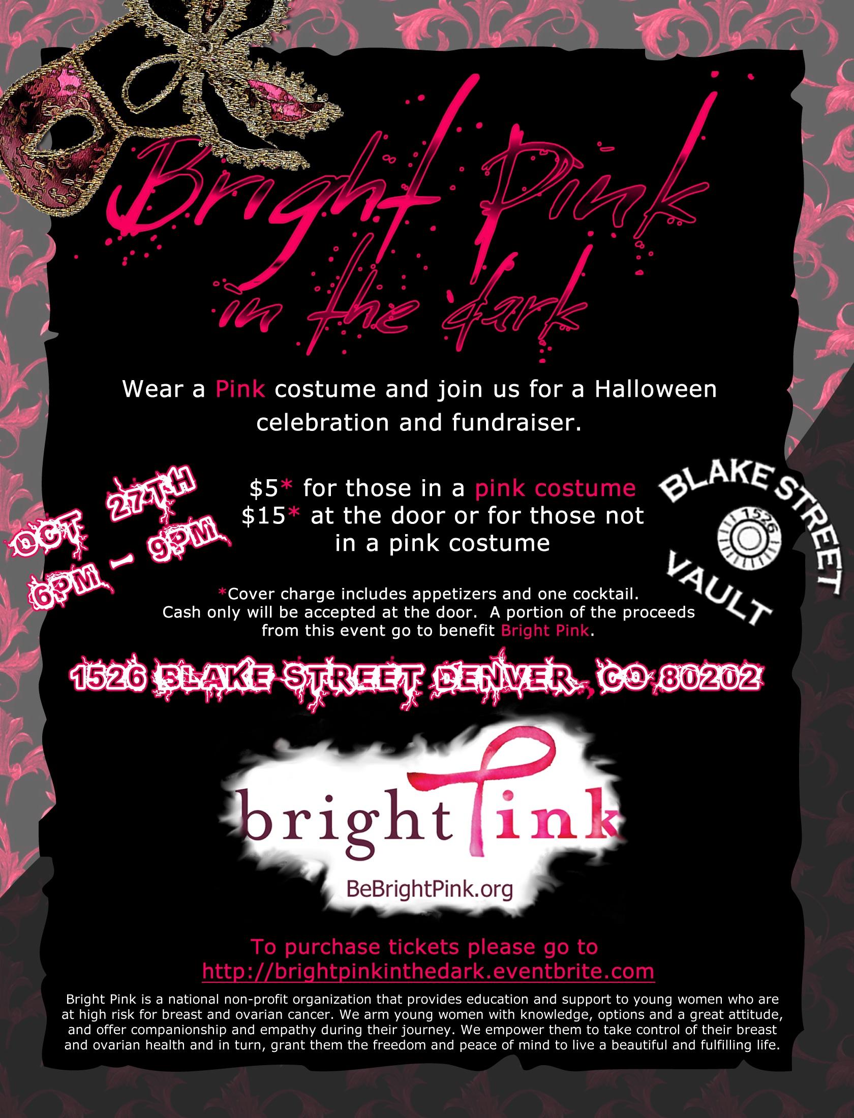 Bright Pink Denver