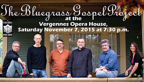 Bluegrass Gospel Group
