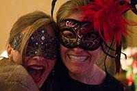 masks Carnevale Vergennes