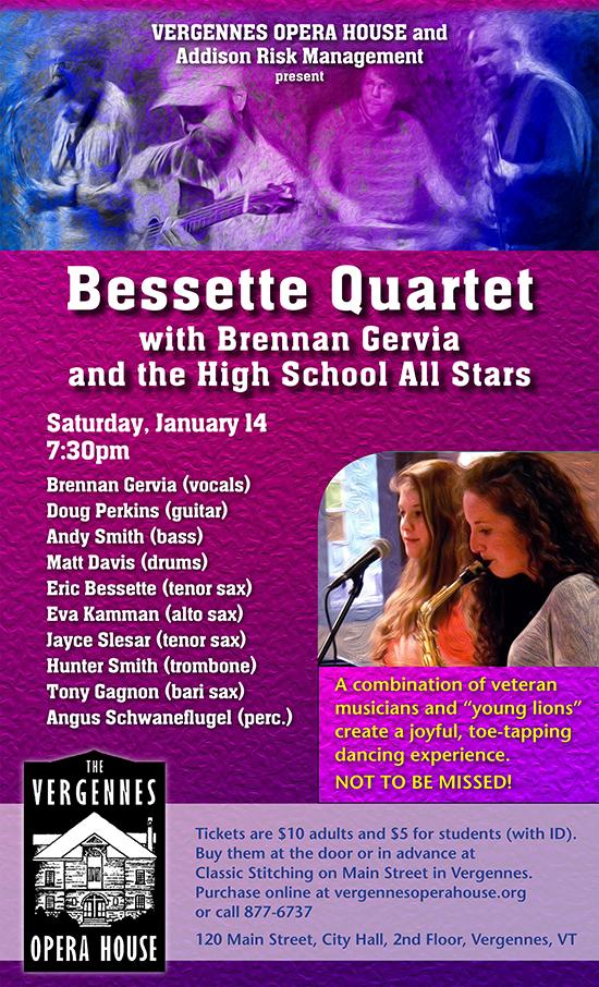 Bissette Quartet