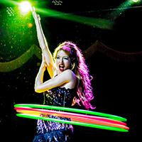 HulahoopBurlesque Carnevale Vergennes
