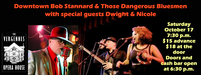Stannard with Dwight & Nicole