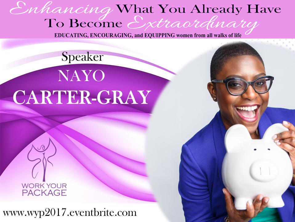 Nayo Carter Gray