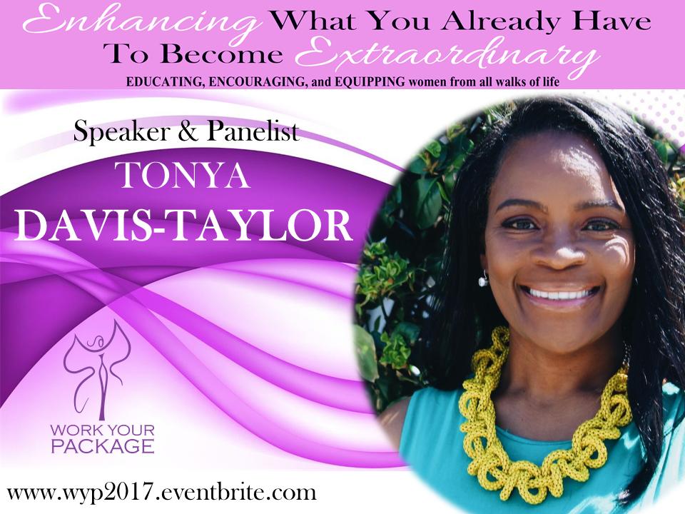 Tonya Davis Taylor