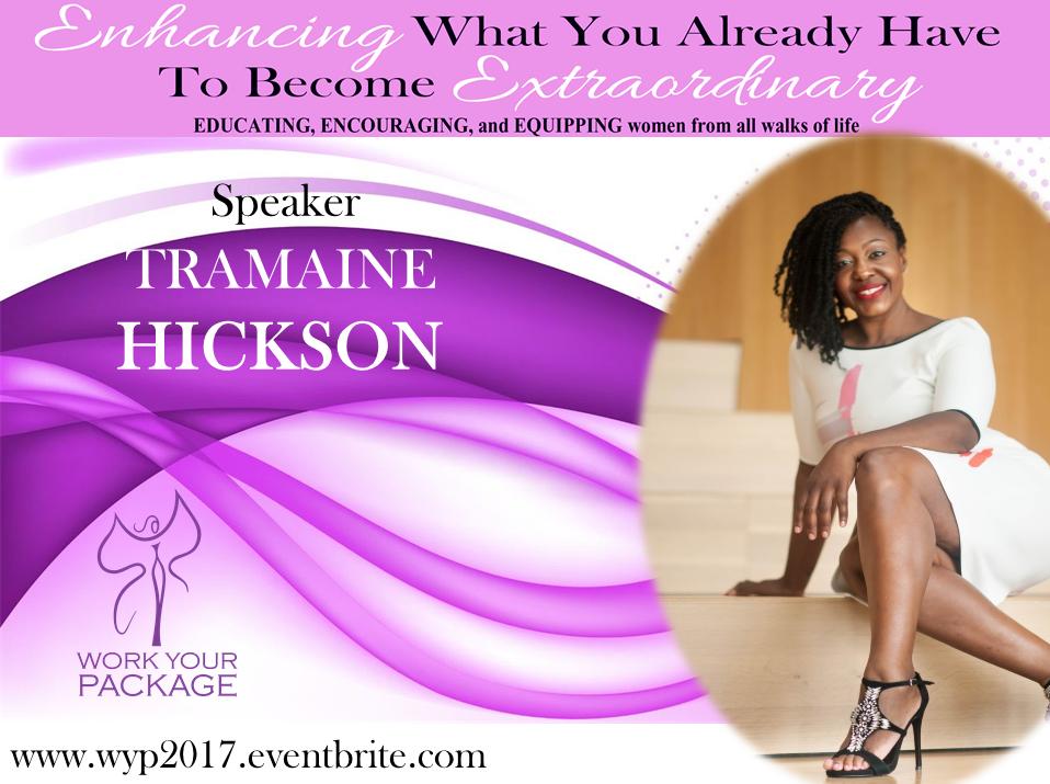 Tramaine Hickson