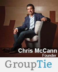 Chris McCann, Founder, GroupTie