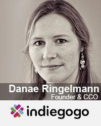 Danae Ringlemann, Founder & CCO, Indiegogo
