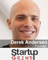 Derek Andersen, Founder, Startup Grind