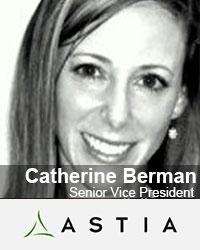 Catherine Berman, Sr. Vice President , Astia