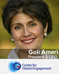 Goli Ameri, President & CEO, Center for Global Engagment