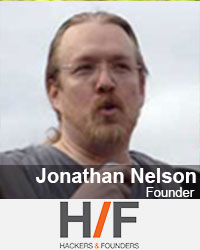 Jonathan Nelson, Founder, Hackers & Founders