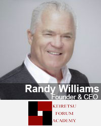 Randy Williams, Founder & CEO, Keiretsu Forum Academy