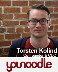 Torsten Kolind, Co-Founder & CEO, younoodle
