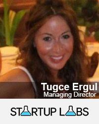Tugce Ergul, Managing Director, Starup Labs