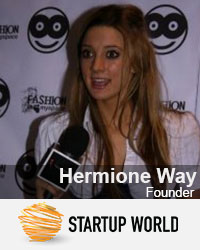 Herminone Way, Founder, Startup World