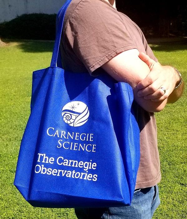 Carnegie Observatories Tote Bag