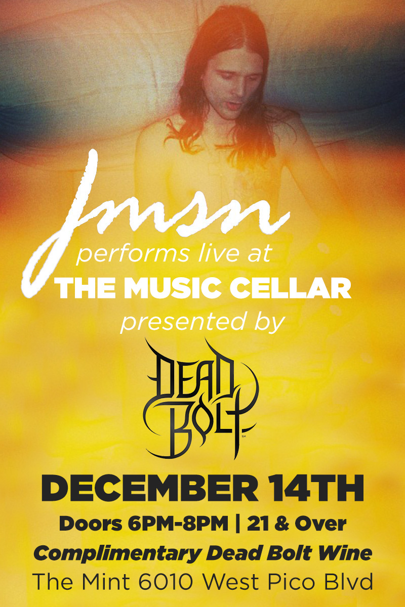 JMSN live at The Music Cellar
