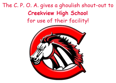 Thank you Creekview High School!