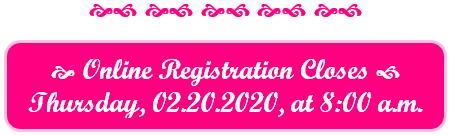 DDD Registration Deadline