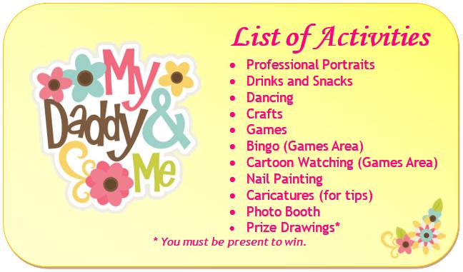 DDD - List of Activities