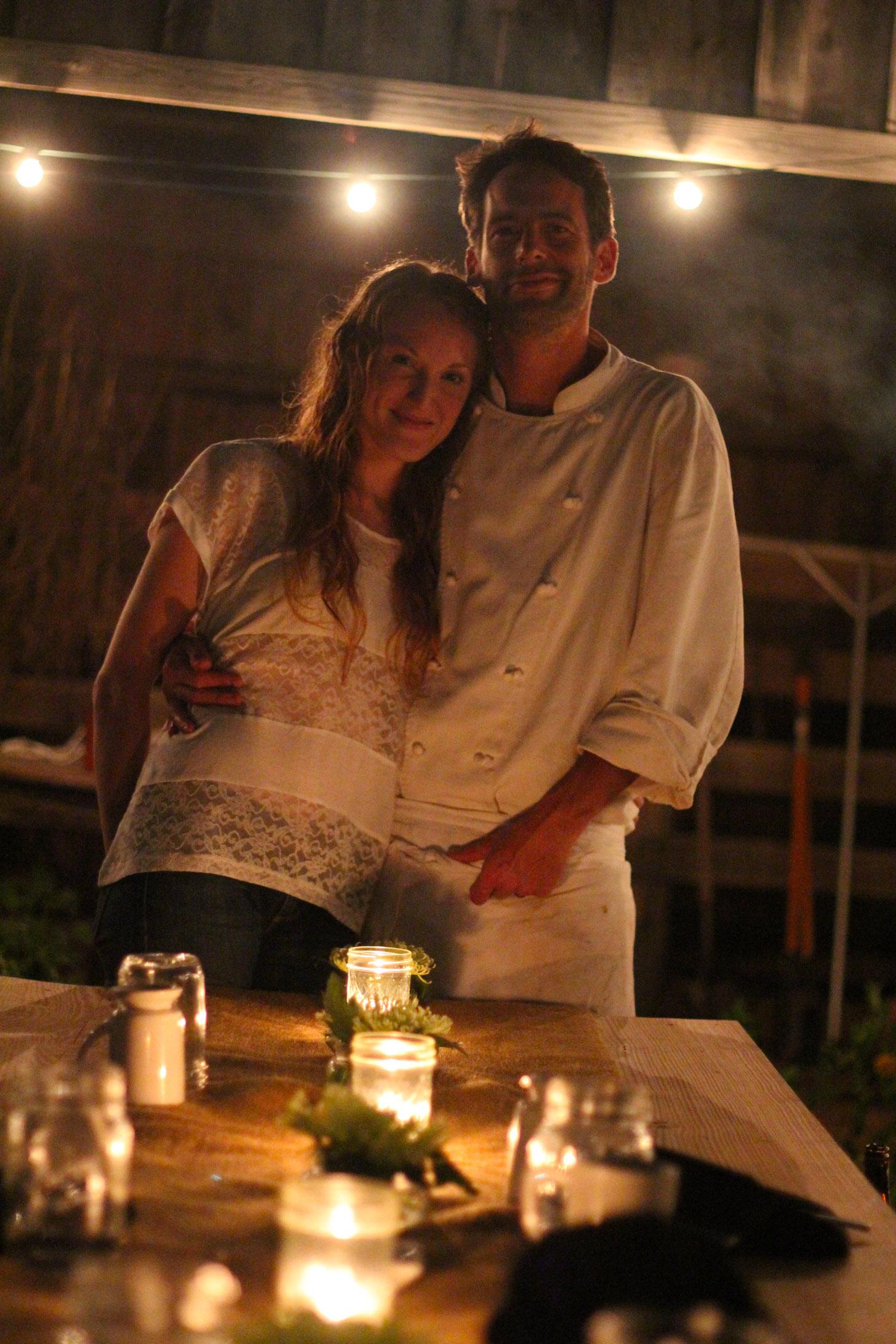 Brian and Amanda Light