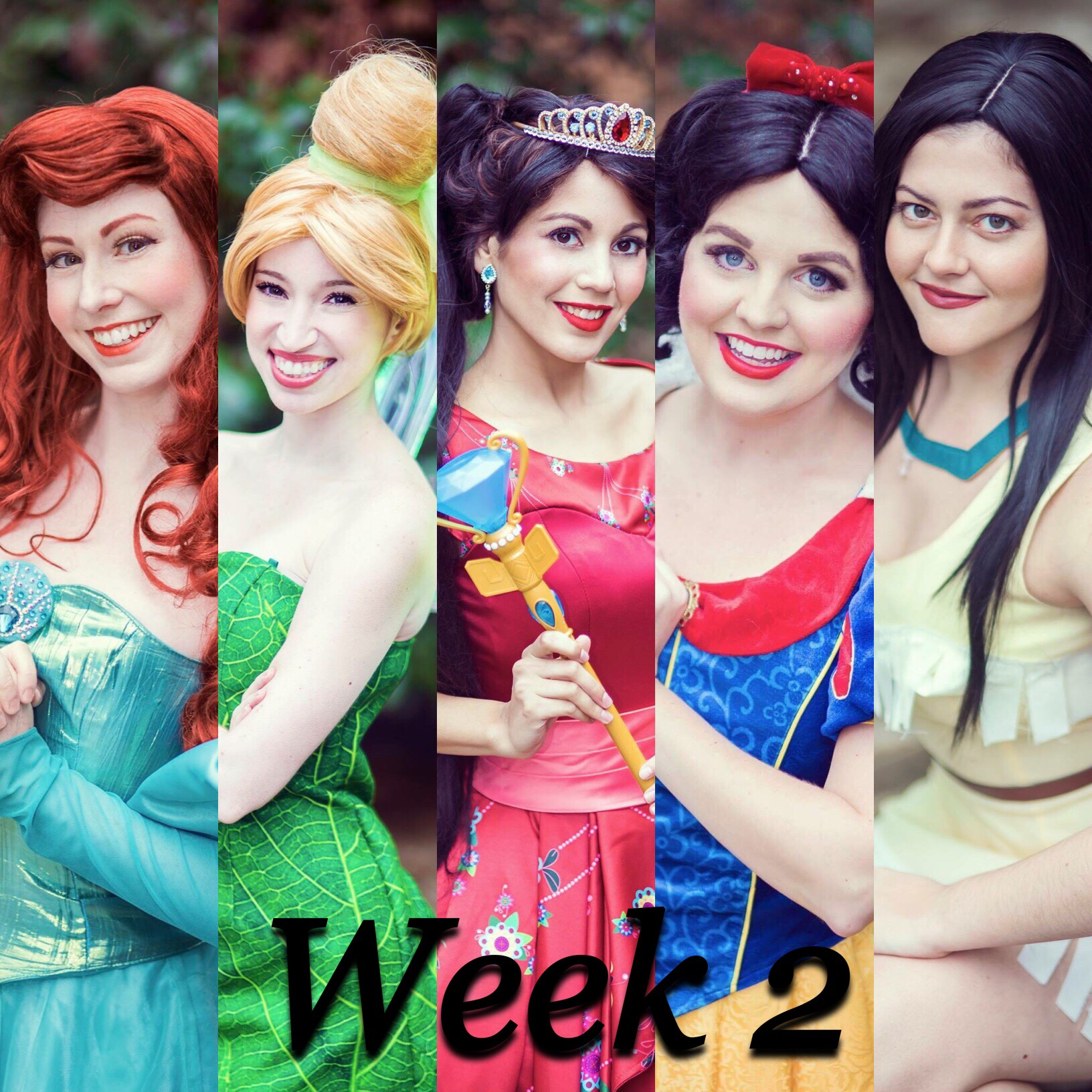 Week 2 Princess Camp