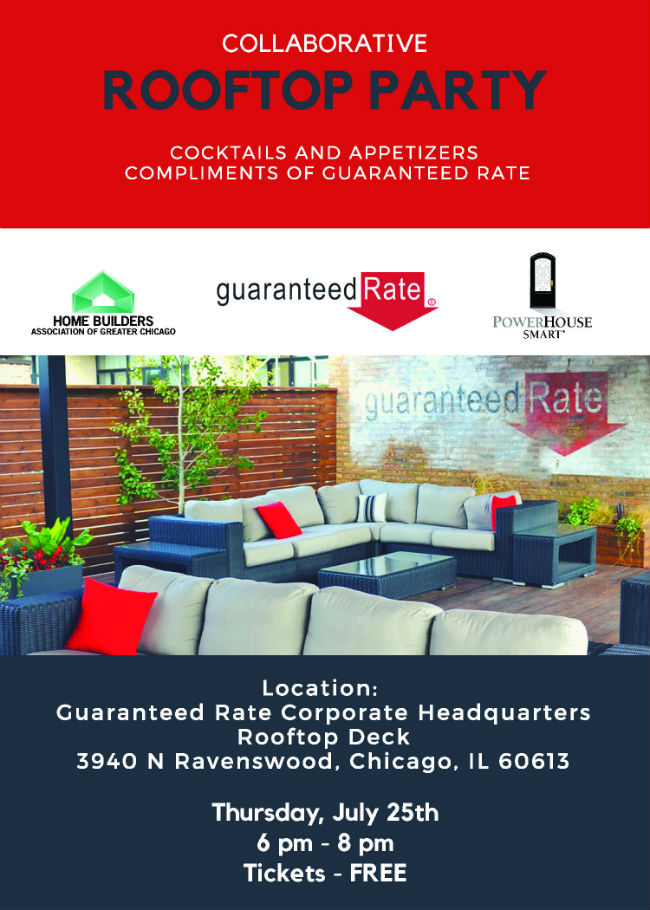 Guaranteed Rate Rooftop Party