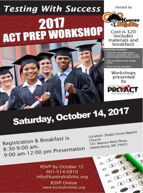 ACT Prep Workshop