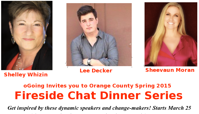 Orange County Fireside Chat Dinner Series - Spring 2015