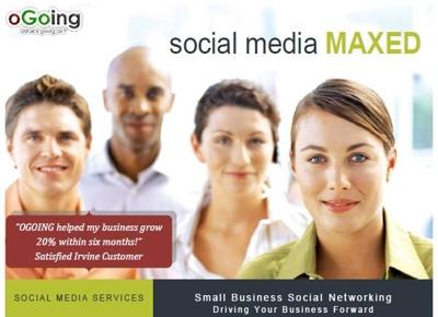 Ogoing Small Business Social Media Rocks! Get Going!!