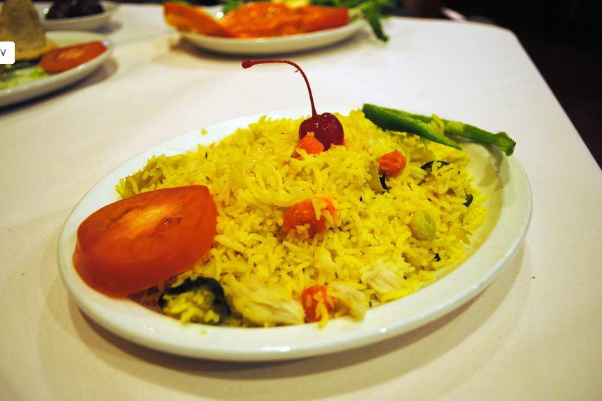 Delicious Food at Saagar Fine India Cuisine