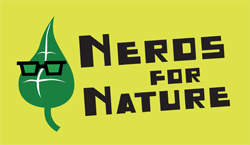 Nerds for Nature logo