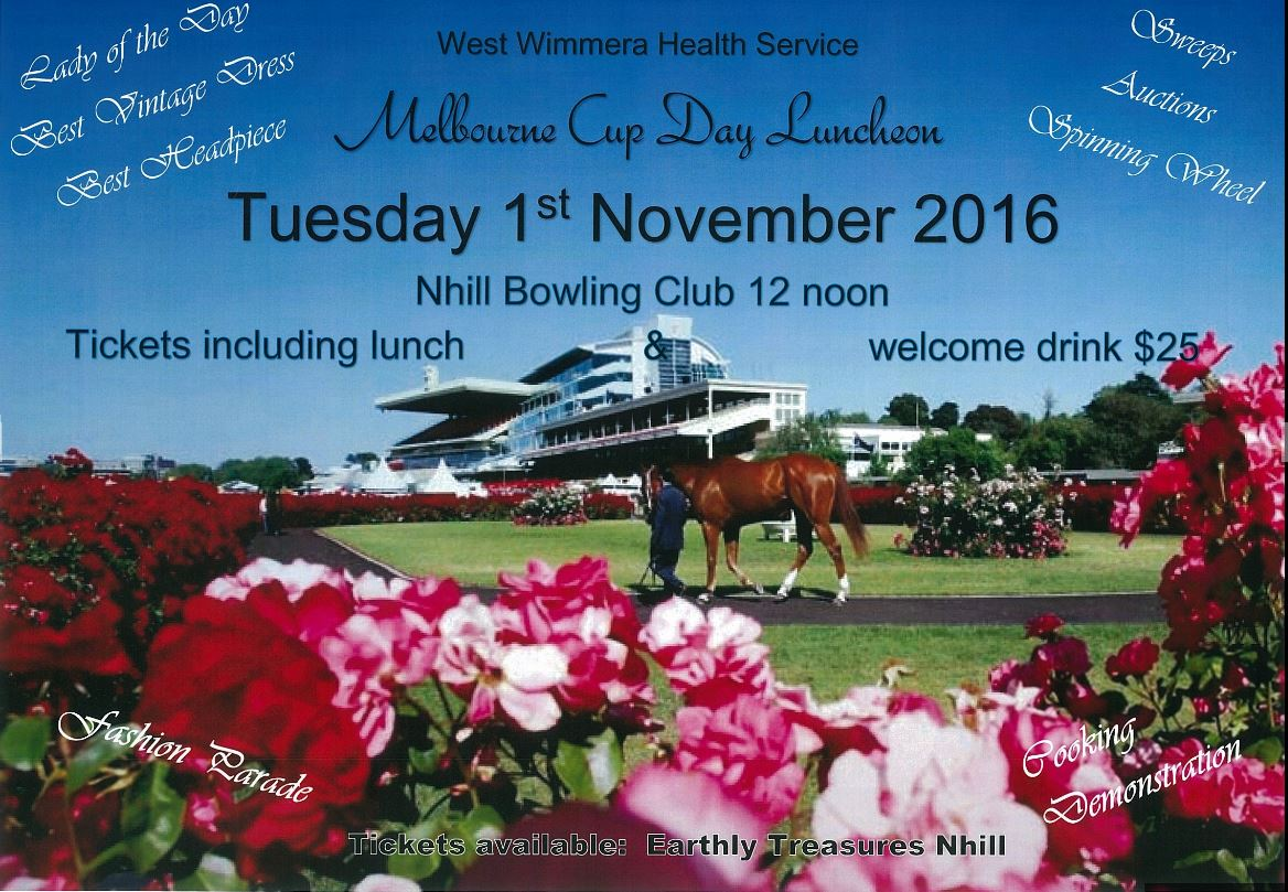 Cup Day Flyer