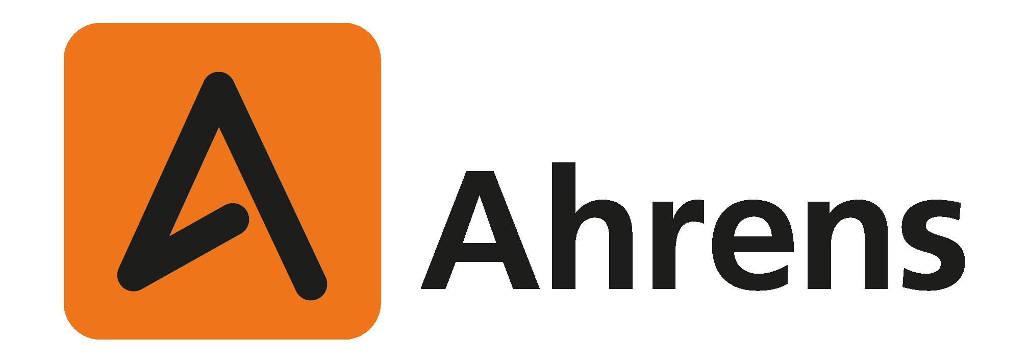 Ahrens Horizontal Logo