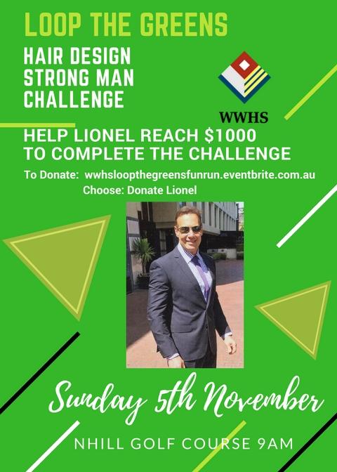 Lionel Challenge Flyer