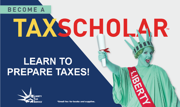 Our Income Tax Course is offered in a 6- to week schedule at convenient Liberty Tax ® locations. Learn from our experienced tax professionals and gain additional skills that can lead to new and exciting career opportunities.
