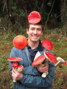John Michelotti Catskill Fungi