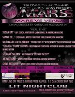 """Mars Vs Venus""  Aug 19th In Naperville,IL  Free Event -..."