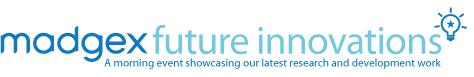 Madgex Innovation Event Logo