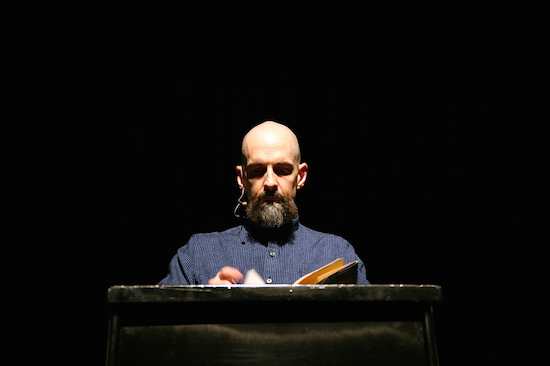 Neal Stephenson spoke for Long Now in 02008 for his Anathem book release
