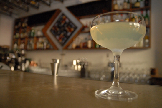 The Navy Gimlet at The Interval