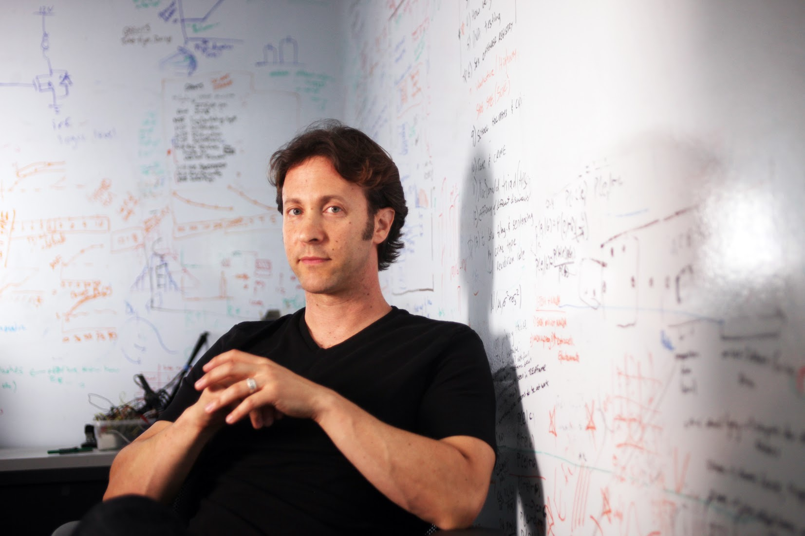 David Eagleman at The Interval, November 18 02015