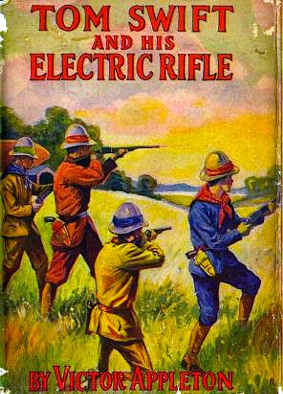 Tom Swift's Electric Rifle