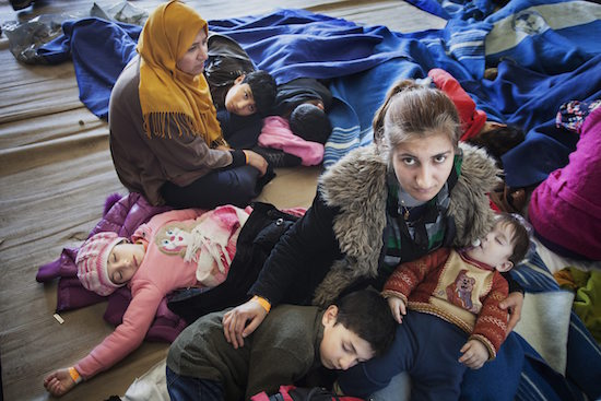 Refugee Reality at The Interval, February 23, 02016