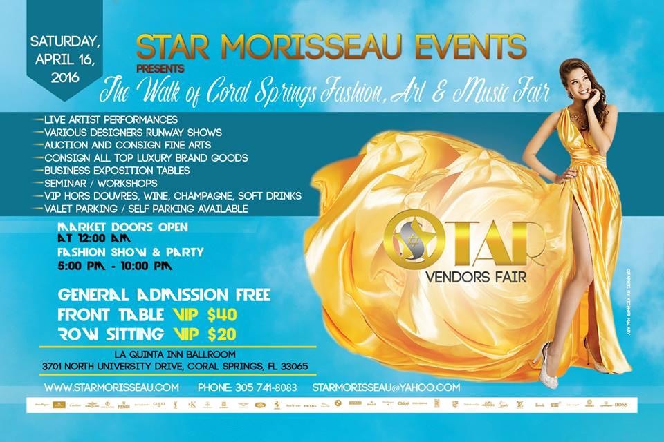 star vendors fair