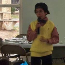 Youth Leader Izaiah