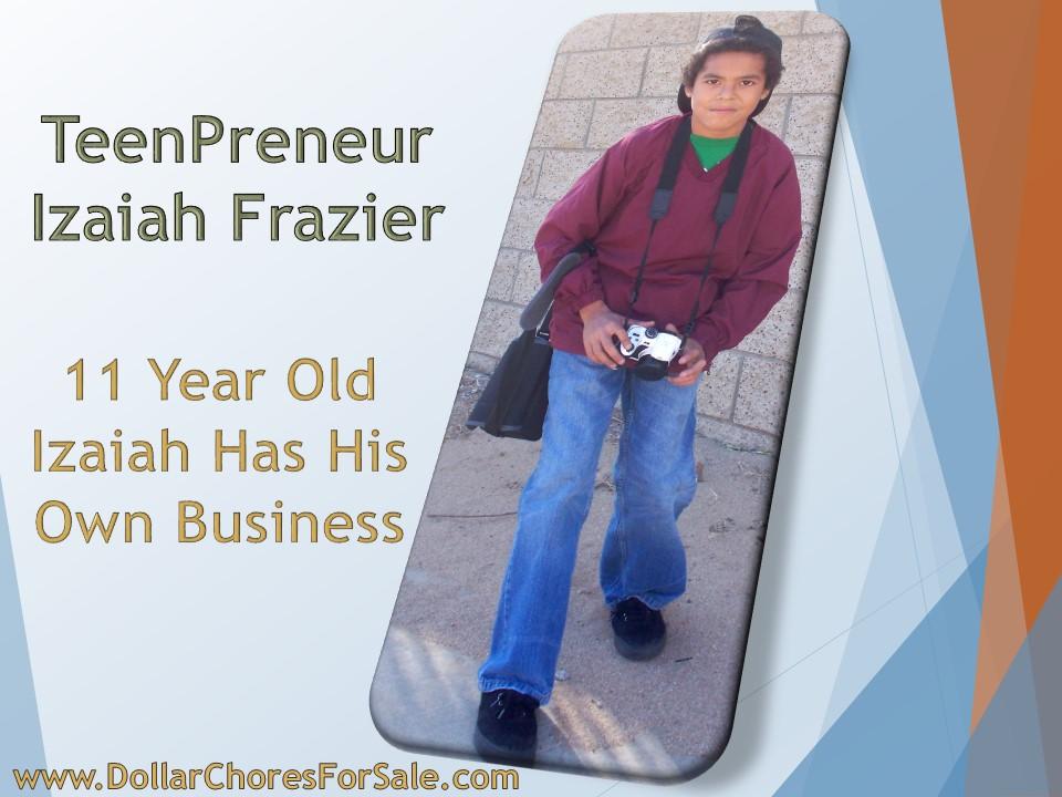Izaiah Frazier