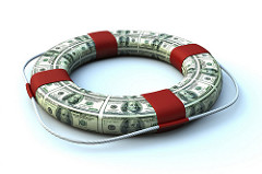 Fundraising lifeline