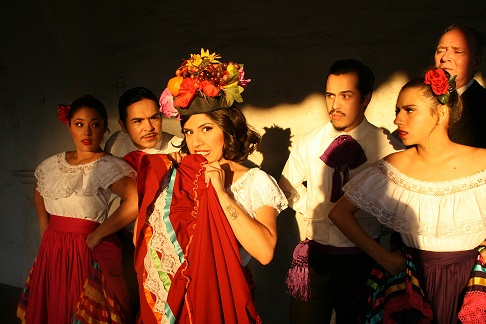 They Shoot Mexicans, Don't They? site-specific production at San Gabriel Mission Playhouse