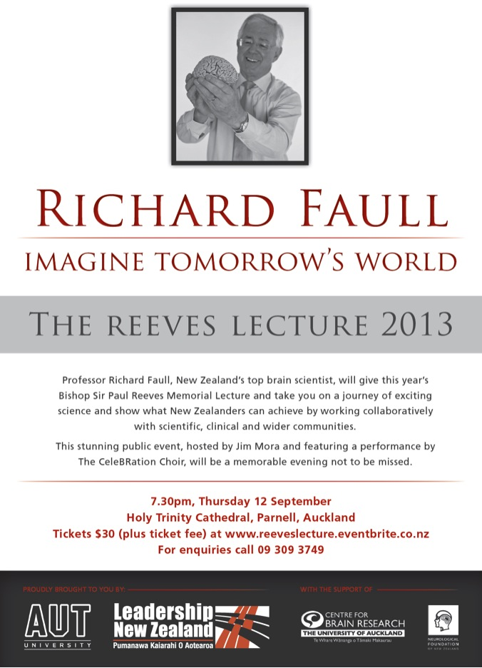 Reeves Lecture 2012